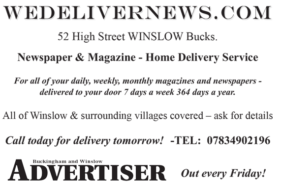 WEDELIVERNEWS.COM Newspaper & Magazine - Home Delivery Service - Tel: 07834902196